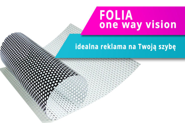 Folia One Way Vision
